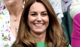Rodzina księżnej Kate pojawiła się na Wimbledonie. Jak się zaprezentowali?