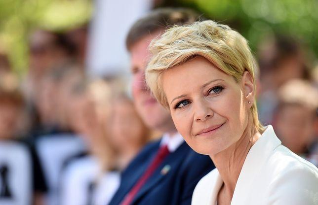 Małgorzata Kożuchowska: słowa synka ją zaskoczyły