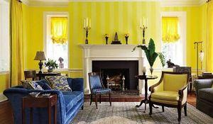 Przytulne żółte wnętrza muśnięte słońcem. Kolor żółty w aranżacji wnętrz