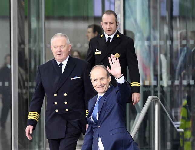 Michael Martin został nowym premierem Irlandii