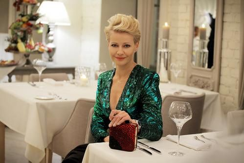 Małgorzata Kożuchowska fot. TVN