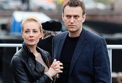 Aleksiej Nawalny. Żona opozycjonisty wyjechała z Rosji