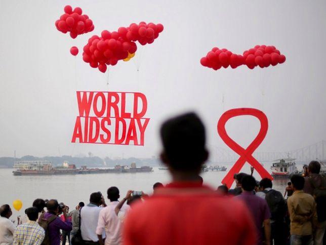 O HIV dowiadują się w Polsce 3 osoby dziennie