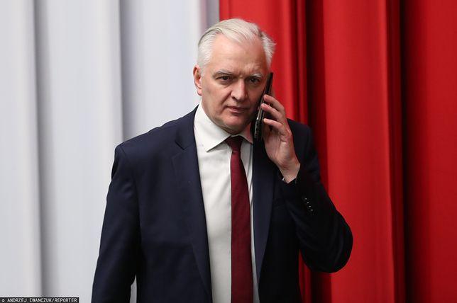 Jarosław Gowin składa propozycje. PiS przesunie wybory o dwa lata?