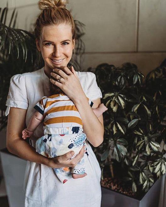 Edyta Pazura ma z Cezarym trójkę dzieci: Amelkę, Antka i Ritę