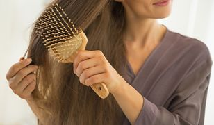 Włosy po płukance ryżowej są wzmocnione i pełne blasku