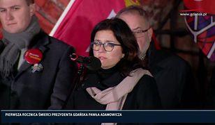 """Rocznica śmierci Pawła Adamowicza. """"Ten moment nas wzmocnił"""""""