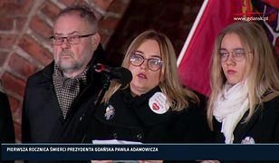 """Rocznica śmierci Pawła Adamowicza. """"Zło wygrywa, kiedy zaczynamy się bać"""""""