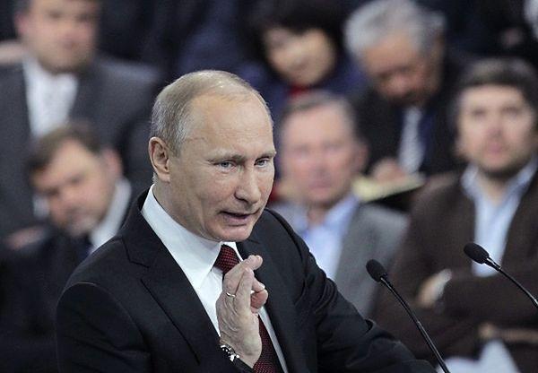 """Obama boi się Putina? """"Niefortunny pomysł"""""""