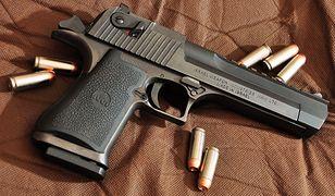 Pistolet czy kieszonkowa artyleria?