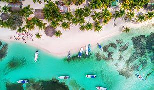 Dominikana. Egzotyczny raj dostępny z Polski. Bezpośrednie loty, brak testów i boskie plaże