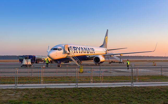 Nieoczekiwane posunięcie Ryanaira. Zaprasza LOT do Modlina