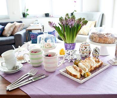 Wielkanoc 2018 - fiolet