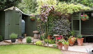 Szopa ogrodowa - inspirujące pomysły
