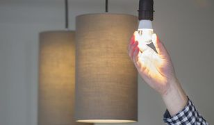 Domowa instalacja elektryczna: wymiana oświetlenia