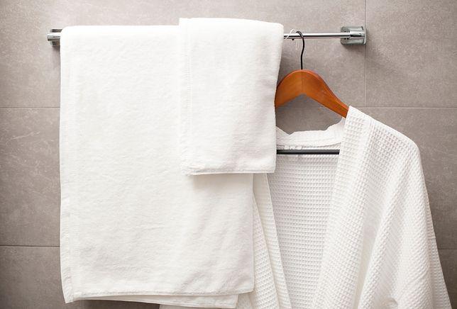 Czysty, schludny i miękki - taki ręcznik dobrze świadczy o właścicielu domu
