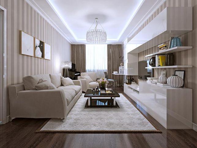 Komfortowy salon pomoże ci wypocząć