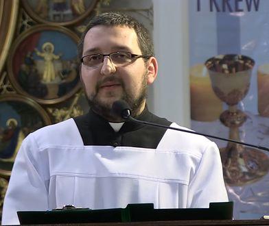 Ks. Damian Wyżykiewicz (Nauczyciel Roku)