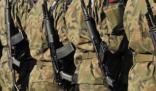 Śledczy przesłuchali już 55-letniego żołnierza w obecności psychologa.