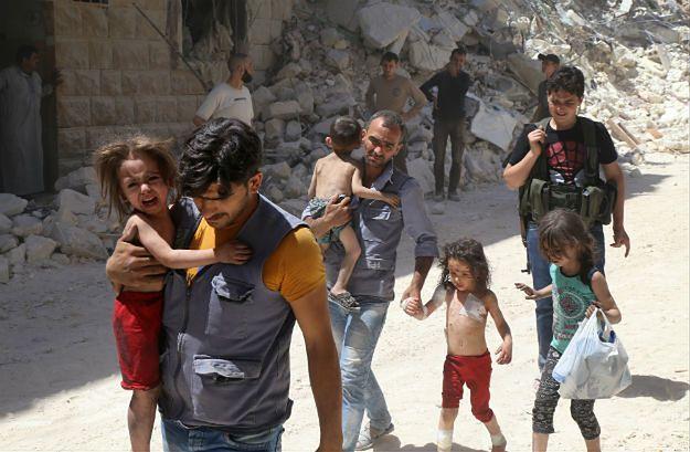 Rosja zgodziła się na 48-godzinne humanitarne zawieszenie broni w Aleppo