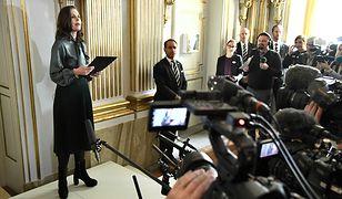 Ogłoszenie werdyktu Szwedzkiej Akademii.