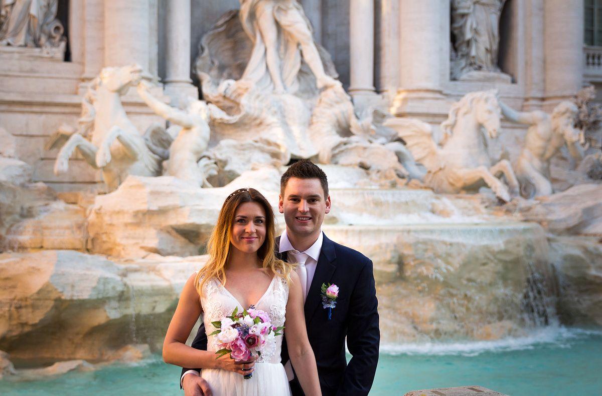 """""""Niepatriotyczne"""" zaręczyny w Rzymie? Lepsze to niż polska wpadka"""