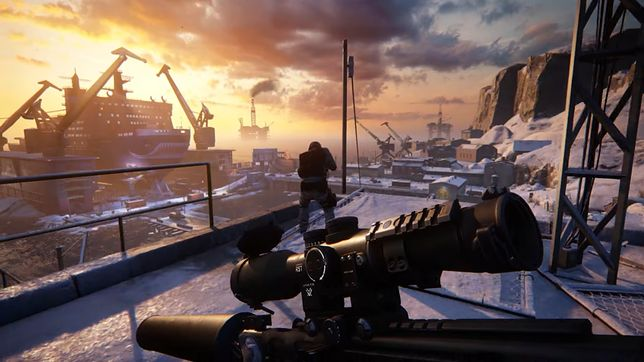 Sniper: Ghost Warrior Contracts zbiera dobre oceny