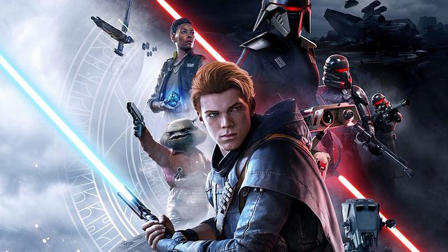 "Cal to główny bohater ""Star Wars Jedi: Fallen Order"""