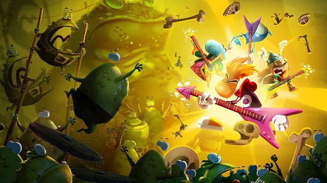 Rayman - seria gier zapewniająca świetną zabawę zarówno dla najmłodszych, jak i dla dorosłych graczy