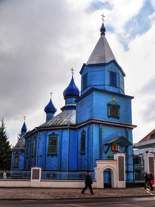 Bielsk Podlaski - cerkiew św. Michała Archanioła