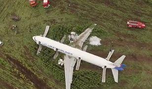 Genialne umiejętności pilotów ocaliły życie 233 osób