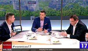 Burzliwa dyskusja w studio TVP