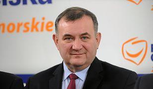 Gawłowski miał przyjąć łapówki o wartości 200 tys. zł