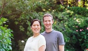 Twórca Facebooka Mark Zuckerberg zostanie ojcem