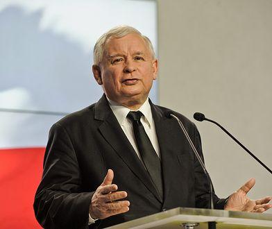 Rex Tillerson przyjechał do biura Jarosława Kaczyńskiego