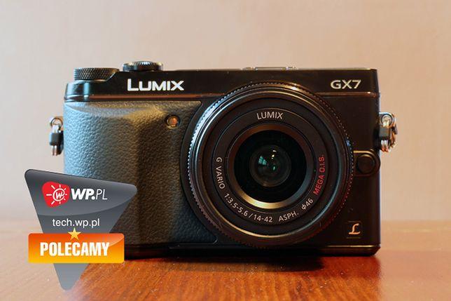 Test nowego bezlusterkowca Panasonic: Lumix DMC-GX7