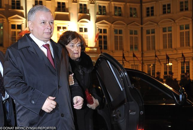 Wzruszające słowa Jarosława Kaczyńskiego. Widać, że matka była dla niego bardzo ważna