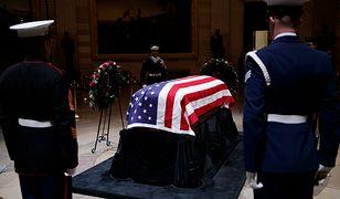 Pożegnanie George'a H. W. Busha. Świat żegna 41. prezydenta USA