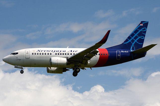 Indonezja. Samolot Boeing 737 zniknął z radarów