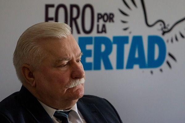 Lech Wałęsa o dokumentach z domu Kiszczaków: to typowa prosta podróbka