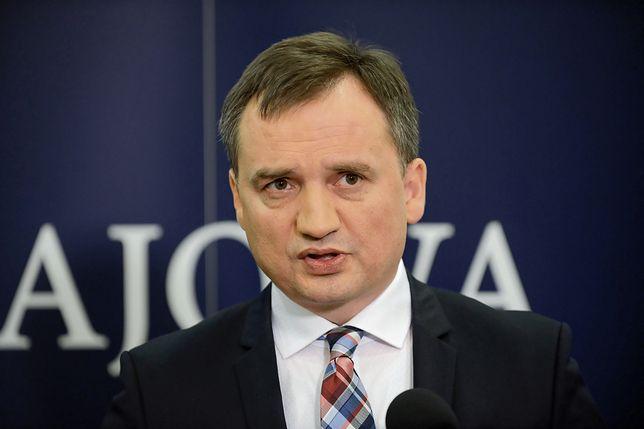Zbigniew Ziobro skierował wniosek w sprawie artykułu 267 traktatu o UE do Trybunału Konstytucyjnego