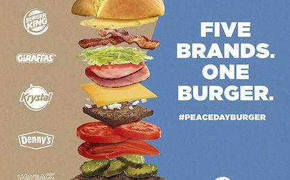 McDonald's nie zrobi wspólnej kanapki z Burger Kingiem
