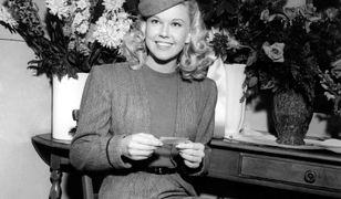 Doris Day nie żyje. Legendarna artystka miała 97 lat. Zdjęcie z 1948 roku