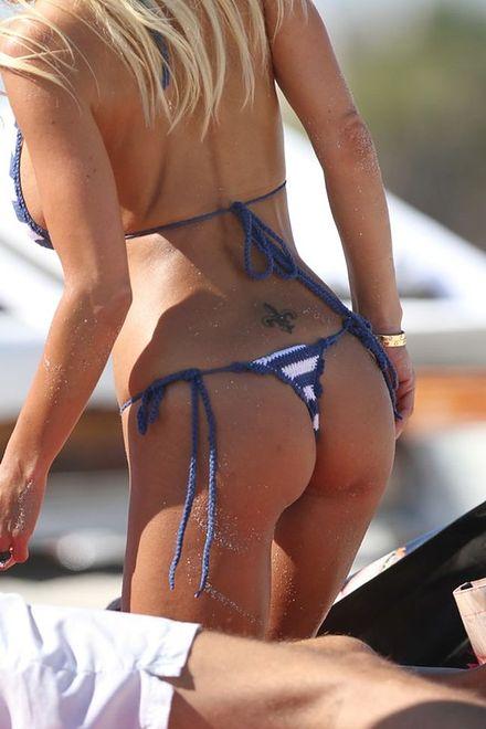 Shauna Sand - wciąż ma niesamowite ciało