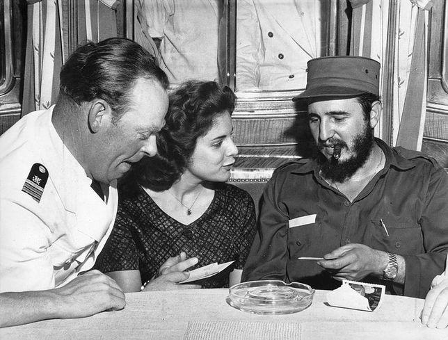 Marita Lorenz. Kobieta, która na zlecenie CIA miała zabić Fidela Castro