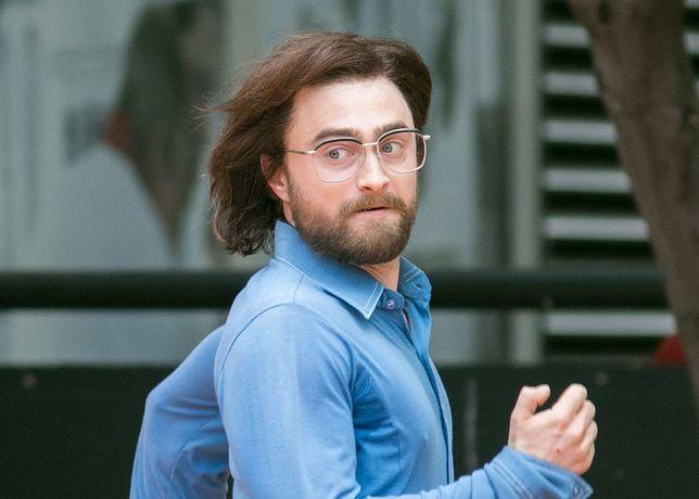 """Daniel Radcliffe na planie """"Escape from Pretoria"""""""