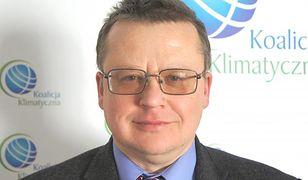 Zbigniew Karaczun jest ekspertem Koalicji Klimatycznej