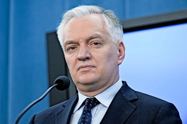 Jarosław Gowin chce jak najszybciej zakończyć konflikt z Izraelem