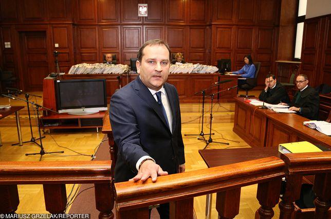 Tomasz Arabski jest jednym z oskarżonych w sprawie organizacji lotu do Smoleńska