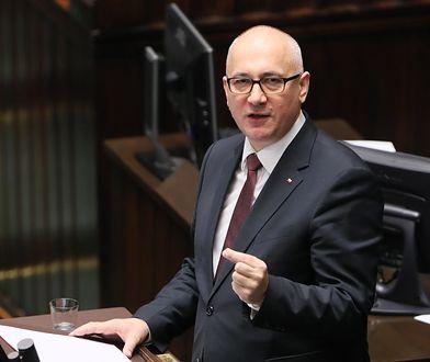 Joachim Brudziński narzeka na Amnesty i narodowców
